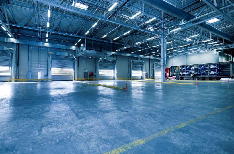 prefab warehouses
